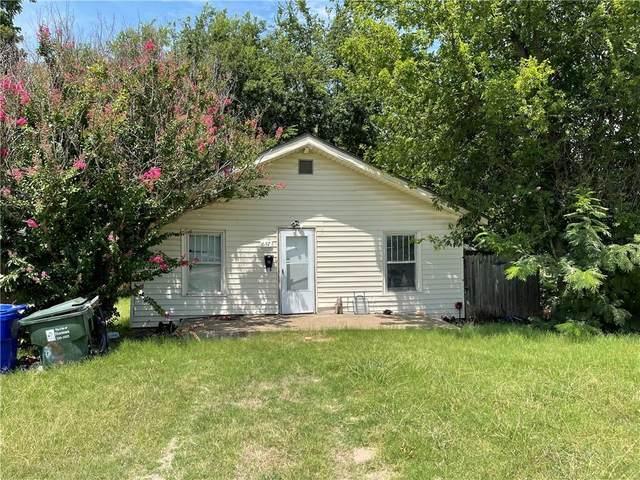 617 E Eufaula Street, Norman, OK 73071 (MLS #971750) :: Erhardt Group
