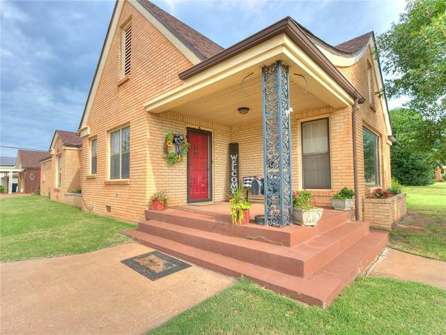 522 S Main Street, Kingfisher, OK 73750 (MLS #971761) :: Sold by Shanna- 525 Realty Group