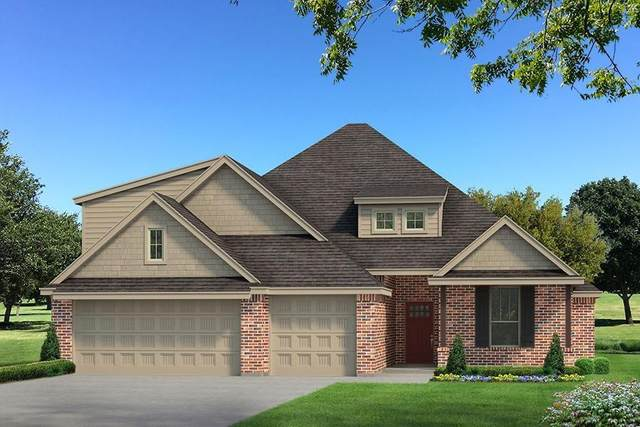 533 Texoma Drive, Edmond, OK 73025 (MLS #971768) :: Maven Real Estate
