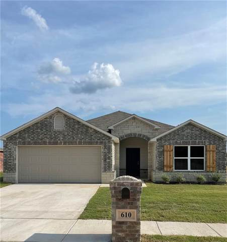 610 E Kinder-Wells Boulevard, Perkins, OK 74059 (MLS #971868) :: Meraki Real Estate
