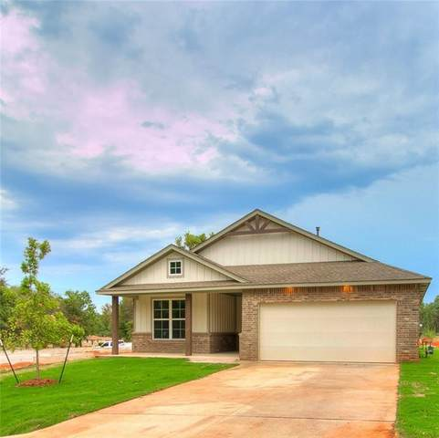 329 N Ogle Street, Arcadia, OK 73007 (MLS #971879) :: Meraki Real Estate