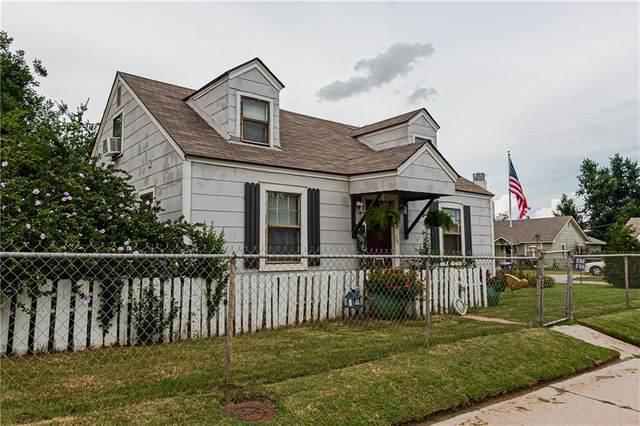 602 W Elm Street, El Reno, OK 73036 (MLS #971895) :: Maven Real Estate