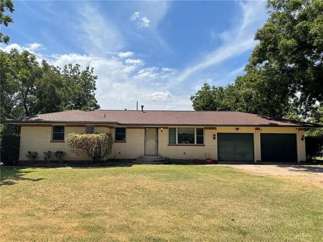 309 N Willis Street, Granite, OK 73547 (MLS #971942) :: Sold by Shanna- 525 Realty Group