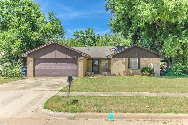 1711 Lancaster Circle, Norman, OK 73070 (MLS #971957) :: Sold by Shanna- 525 Realty Group