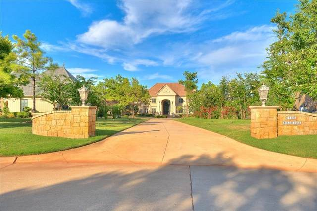 18800 Wolf Creek Drive, Edmond, OK 73012 (MLS #971958) :: Meraki Real Estate
