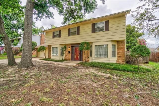 3508 N Ann Arbor Avenue, Oklahoma City, OK 73122 (MLS #971992) :: Erhardt Group