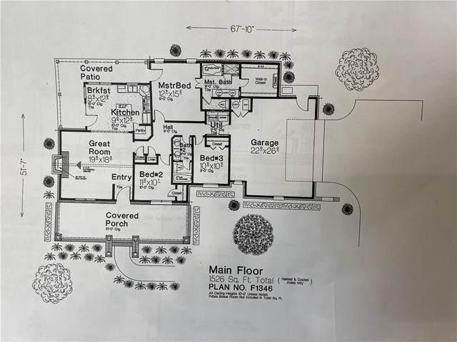 2001 County Street 2970, Blanchard, OK 73010 (MLS #972011) :: Meraki Real Estate