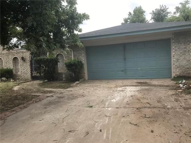 7525 NW 11th Street, Oklahoma City, OK 73127 (MLS #972022) :: Homestead & Co