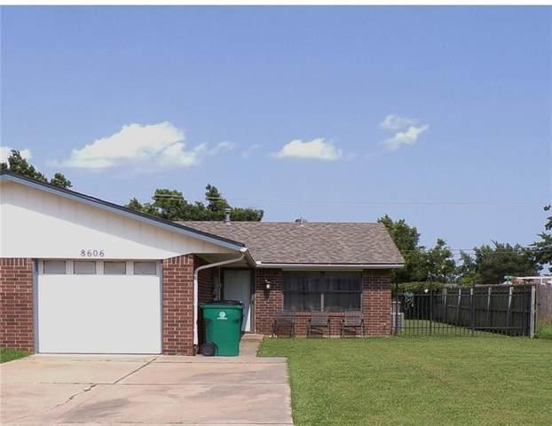 8606 S Camay Avenue, Oklahoma City, OK 73159 (MLS #972044) :: Erhardt Group