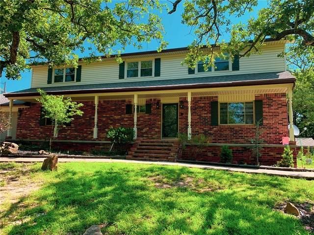 35859 E 1210 Road, Seminole, OK 74868 (MLS #972100) :: Homestead & Co