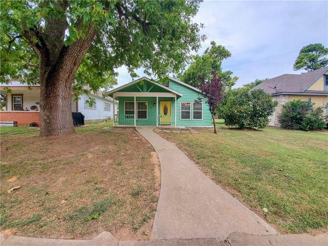 514 N Louisa Avenue, Shawnee, OK 74801 (MLS #972117) :: Sold by Shanna- 525 Realty Group