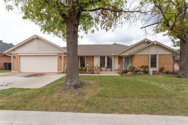 10501 Eagle Lane, Oklahoma City, OK 73162 (MLS #972138) :: Sold by Shanna- 525 Realty Group
