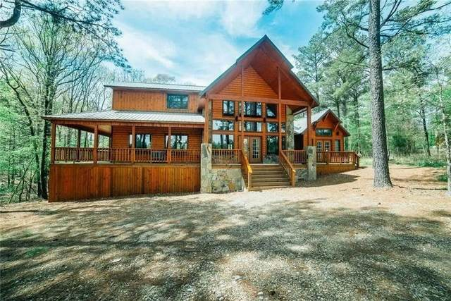 299 Sugarberry Trail, Broken Bow, OK 74728 (MLS #972178) :: Sold by Shanna- 525 Realty Group