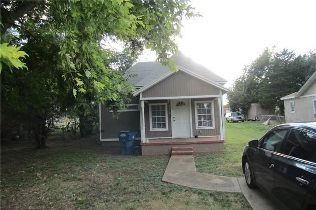 1318 S 2nd Street, Chickasha, OK 73018 (MLS #972198) :: Maven Real Estate