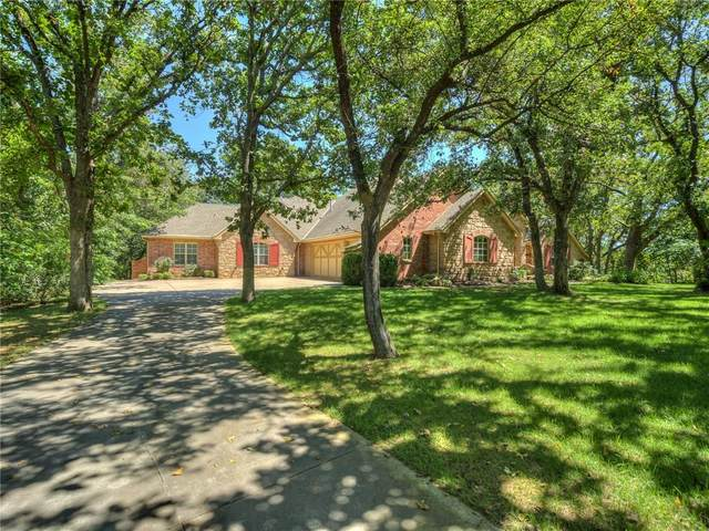 1808 Winding Ridge Road, Edmond, OK 73034 (MLS #972209) :: KG Realty