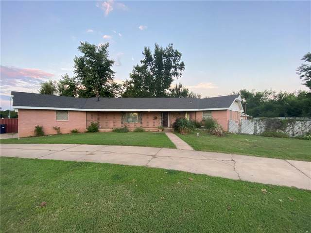 3700 S Linn Avenue, Oklahoma City, OK 73119 (MLS #972225) :: Meraki Real Estate