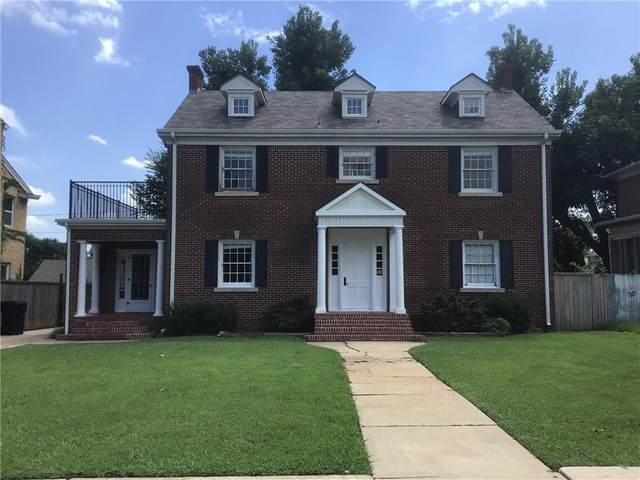 634 NE 16th Street, Oklahoma City, OK 73104 (MLS #972244) :: Sold by Shanna- 525 Realty Group