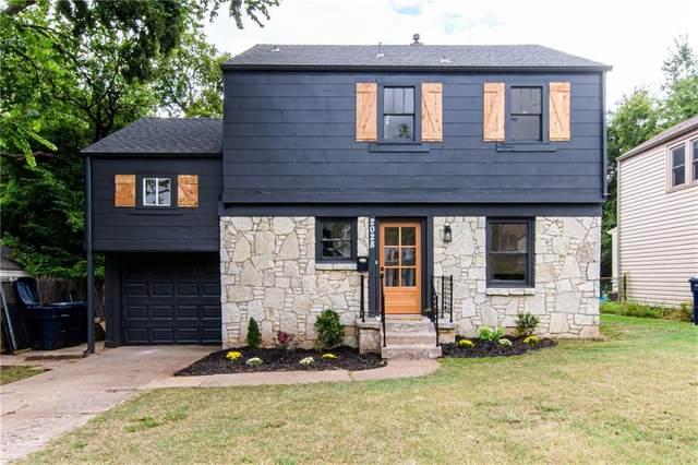2028 NW 31st Terrace, Oklahoma City, OK 73118 (MLS #972331) :: Meraki Real Estate