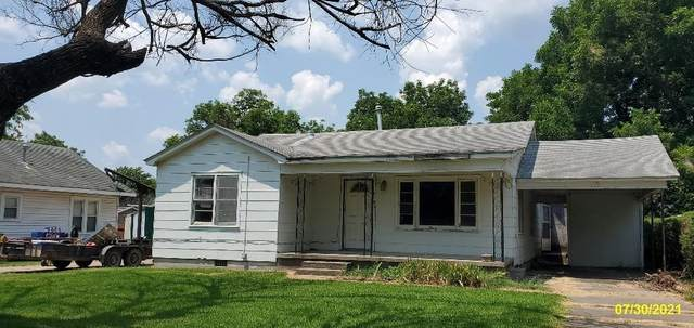 808 N Bullitt Street, Holdenville, OK 74848 (MLS #972400) :: Meraki Real Estate