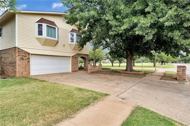 501 Sequoyah Lane, Altus, OK 73521 (MLS #972412) :: Meraki Real Estate
