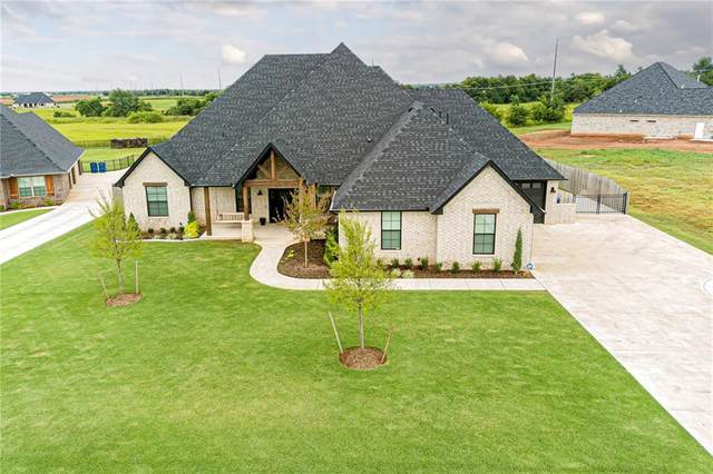 178 Orchid Court, Piedmont, OK 73078 (MLS #972423) :: Sold by Shanna- 525 Realty Group