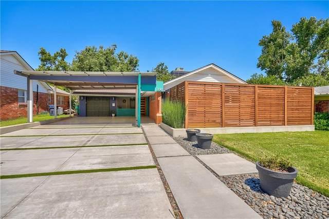 2041 NW 47 Street, Oklahoma City, OK 73118 (MLS #972466) :: Erhardt Group