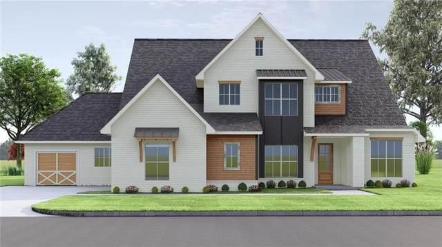 8117 Ridge Creek Road, Edmond, OK 73034 (MLS #972503) :: Sold by Shanna- 525 Realty Group