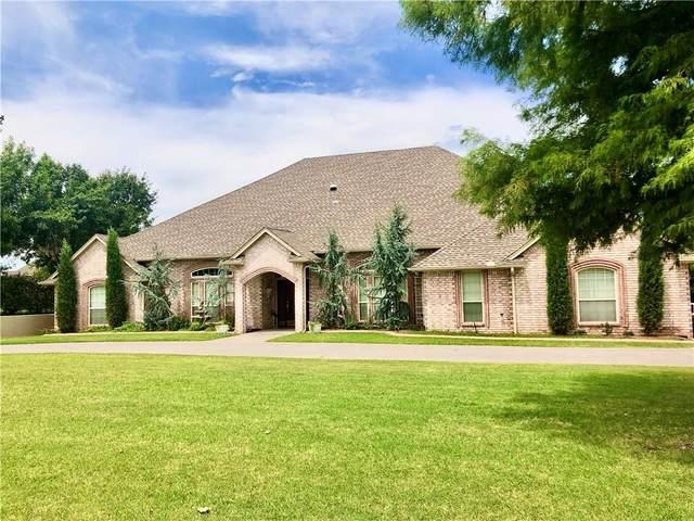 1701 SW 38th St, Moore, OK 73160 (MLS #972578) :: Meraki Real Estate