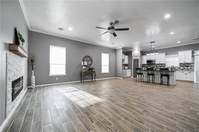 3643 NW 15th Street, Oklahoma City, OK 73107 (MLS #972598) :: Meraki Real Estate