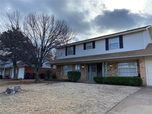2612 NW 114th Street, Oklahoma City, OK 73120 (MLS #972601) :: The UB Home Team at Whittington Realty