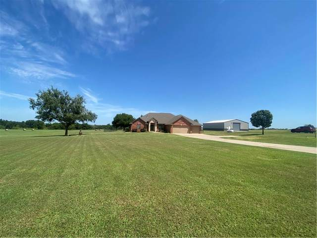 11301 Bryant Road, Lexington, OK 73051 (MLS #972605) :: Sold by Shanna- 525 Realty Group