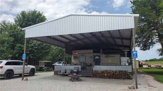 100 Cedar Blue North Road, Sulphur, OK 73086 (MLS #972609) :: Erhardt Group
