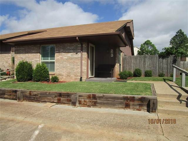 1000 N Star Drive #23, Stillwater, OK 74075 (MLS #972775) :: Maven Real Estate