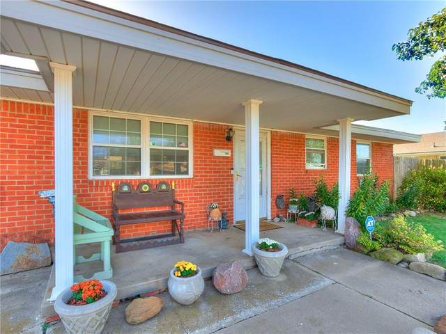 604 N Bristow Avenue, Moore, OK 73160 (MLS #972805) :: Sold by Shanna- 525 Realty Group