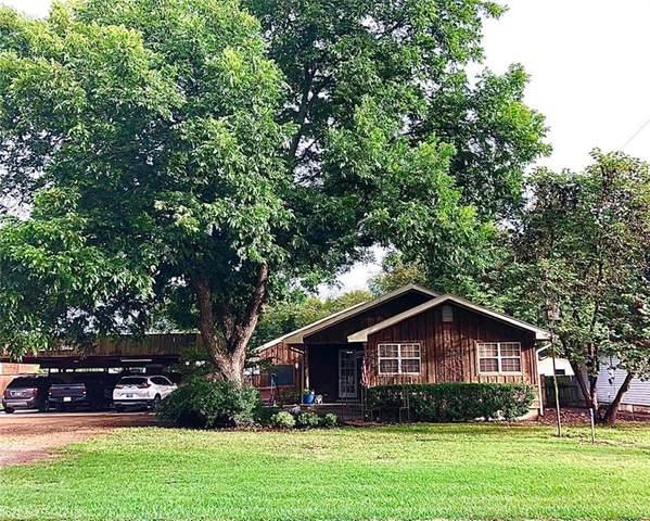 306 E Allen Street, Davis, OK 73030 (MLS #972878) :: Meraki Real Estate