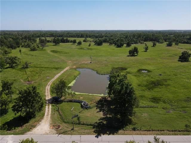 17400 NE 50th Street, Choctaw, OK 73020 (MLS #972882) :: Meraki Real Estate
