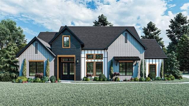 500 Old Farm Road, Edmond, OK 73034 (MLS #972918) :: Erhardt Group