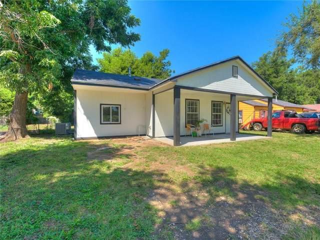 516 S Morrison Avenue, El Reno, OK 73036 (MLS #972921) :: Meraki Real Estate