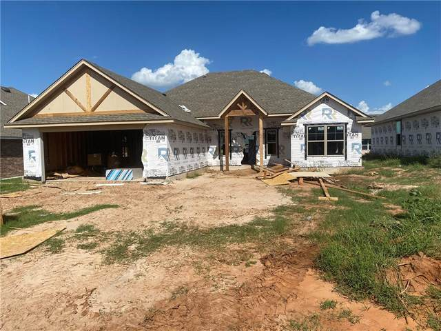 1104 Vermont Avenue, Newcastle, OK 73065 (MLS #972927) :: Sold by Shanna- 525 Realty Group