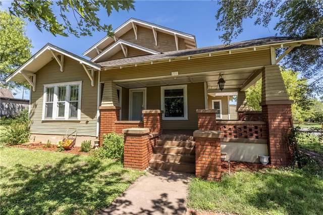 701 W Main Street, Weatherford, OK 73096 (MLS #972938) :: Homestead & Co
