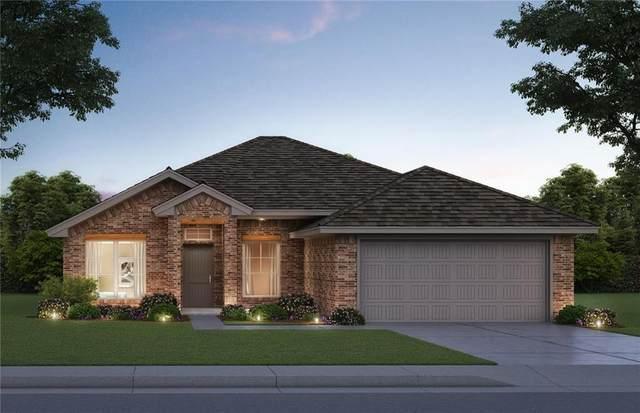 1011 SE 17th Terrace, Newcastle, OK 73065 (MLS #972939) :: Meraki Real Estate