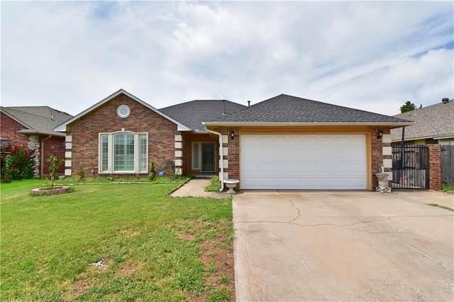 705 Blue Ridge Road, Moore, OK 73160 (MLS #972945) :: Erhardt Group