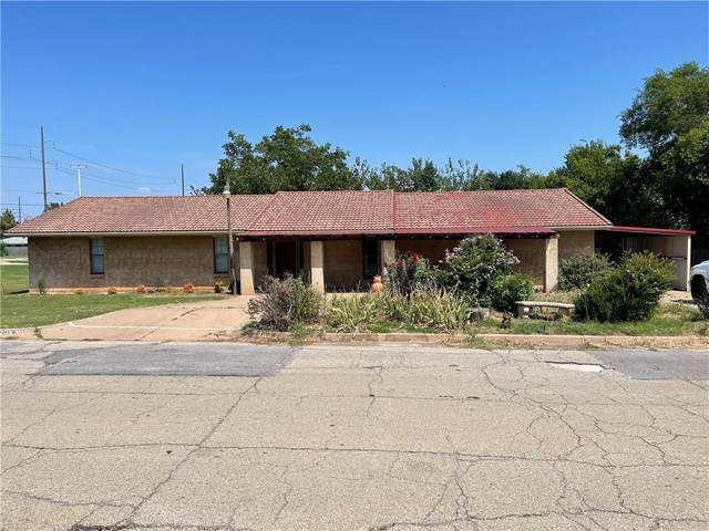 209 Ridgecrest Road, Edmond, OK 73013 (MLS #972966) :: Sold by Shanna- 525 Realty Group