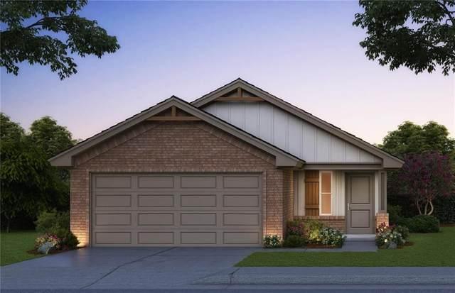 3721 Central Park Drive, Moore, OK 73160 (MLS #972971) :: Meraki Real Estate