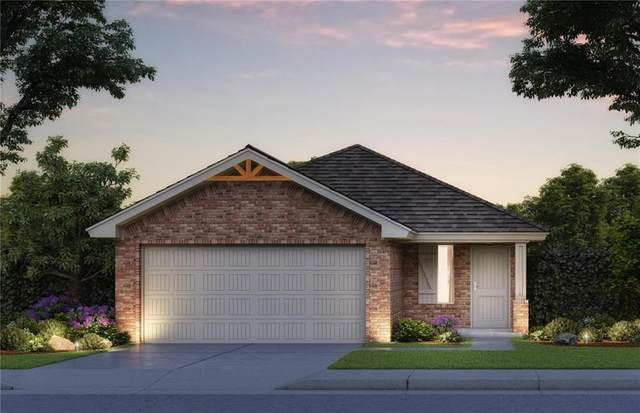 3801 Central Park Drive, Moore, OK 73160 (MLS #972973) :: Meraki Real Estate