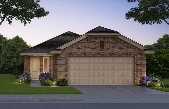 11641 SW 12th Street, Yukon, OK 73099 (MLS #972979) :: Maven Real Estate