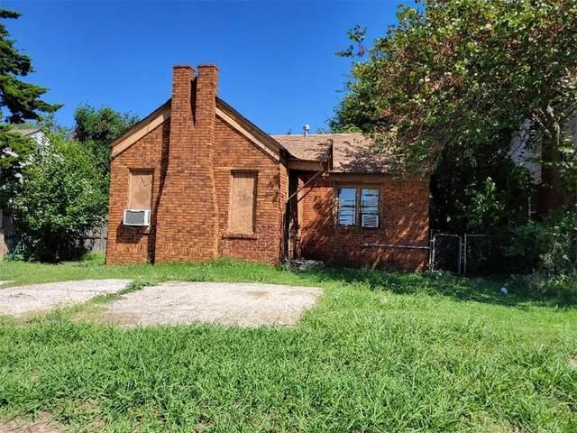 2319 NW 10TH Street, Oklahoma City, OK 73107 (MLS #973032) :: Meraki Real Estate