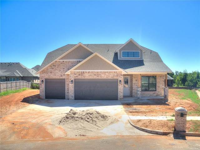 15904 Foxtail Trail, Edmond, OK 73013 (MLS #973036) :: Sold by Shanna- 525 Realty Group