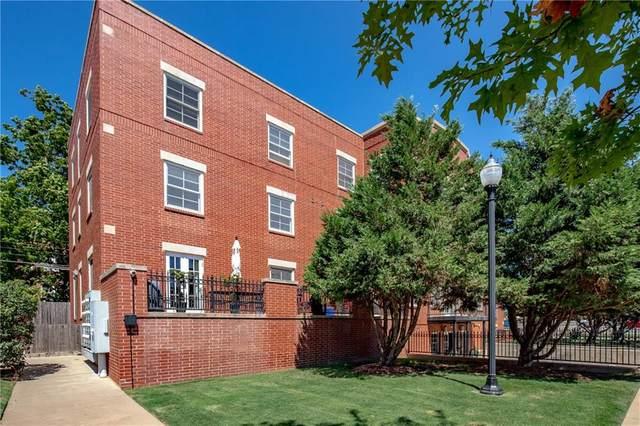 1209 N Harvey Avenue #203, Oklahoma City, OK 73103 (MLS #973097) :: Maven Real Estate