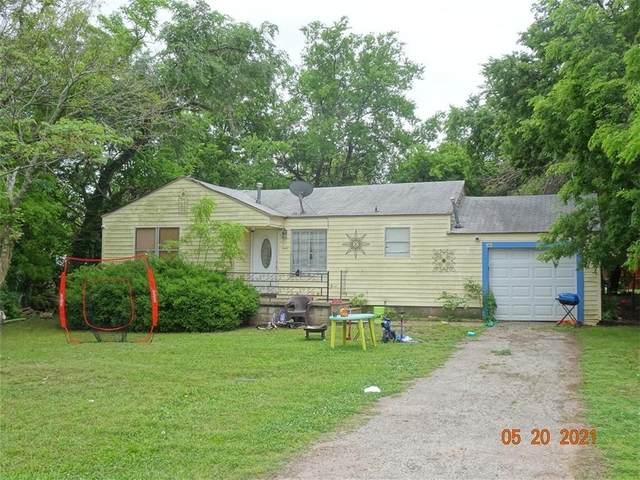604 E Elm Street, Noble, OK 73068 (MLS #973098) :: Maven Real Estate
